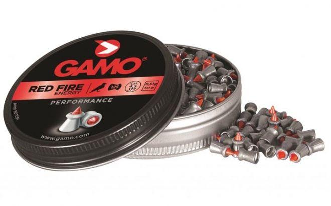Пуля пневматические GAMO RED FIRE (125шт)