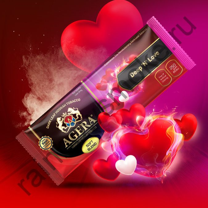Agera Soft 250 гр - Deep N Love (Глубокая любовь)
