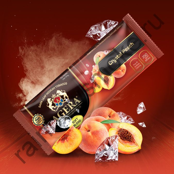 Agera Soft 250 гр - Crystal Peach (Кристальный персик)