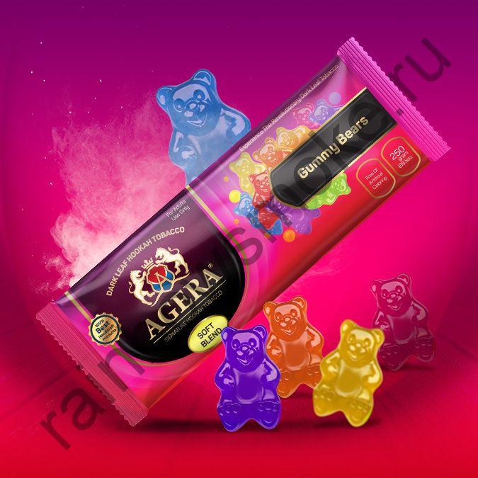 Agera Soft 250 гр - Gummy Bears (Мармеладные мишки)