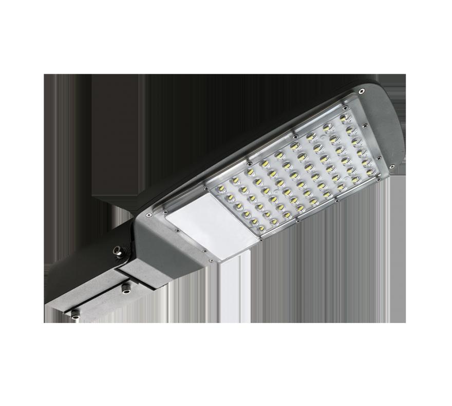 Светильник уличный консольный Jazzway PSL 06 LUX 50w SENSOR 5000K IP65