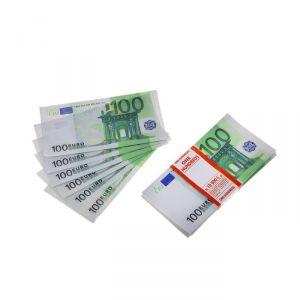 Пачка купюр 100 евро 770164