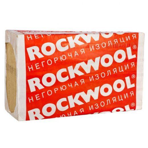 Утеплитель Rockwool Венти Баттс 1000*600*30мм, 6.00м2, 0.180м3 (90 кг/м3)