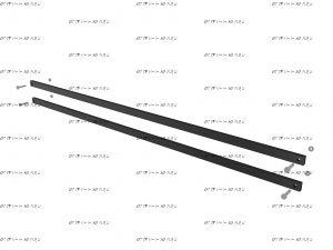 Ребра жесткости для металлических кроватей ФМ
