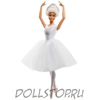 Коллекционная кукла Барби  Мисти Коупленд в Щелкунчике  - Barbie The Nutcracker and the Four Realms Ballerina of the Realms Doll