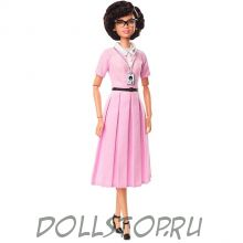 Коллекционная кукла Барби Кэтрин Джонсон - Barbie Inspiring Women Series Katherine Johnson Doll 2018