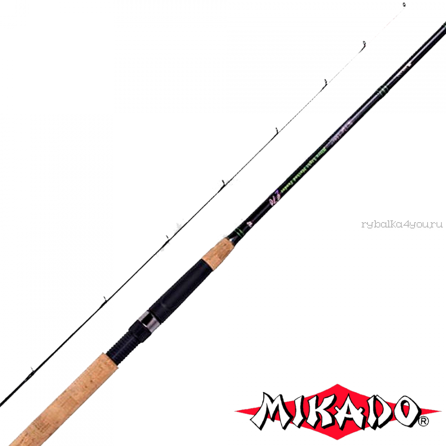 Фидер Mikado Ultra Light Method Feeder 2.7 м / тест до 40 гр