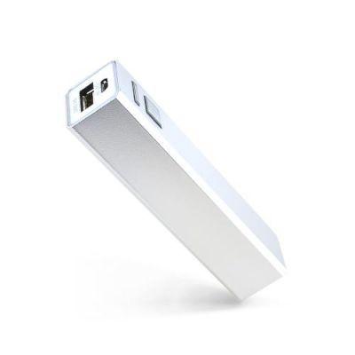 3000mAh Внешний аккумулятор  Apexto  APA1022102 серебро