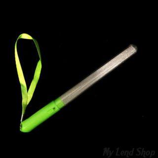 Мерцающая волшебная палочка, 19 см, Цвет: Зелёный
