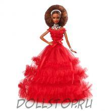 Коллекционная кукла Праздничная Барби 2018 - Barbie 2018 Holiday Doll