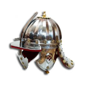 Шлем Иерихонка с латунными украшениями