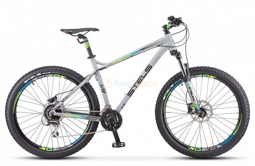 Велосипед горный Stels Adrenalin D 27.5 V010 (2021)