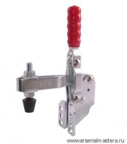 Зажим механический с вертикальной ручкой усилие 227 кг GOOD HAND GH-12130-SM