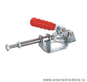 Зажим механический шатунный с прямым ходом усилие 136 кг, ход 32 мм GOOD HAND GH-302-FM