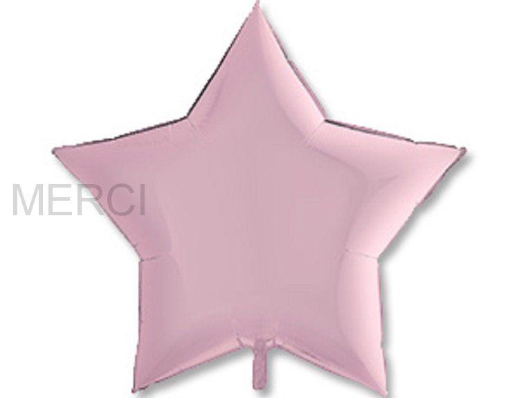 БОЛЬШАЯ ЗВЕЗДА розовый