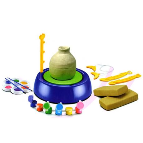 Детский гончарный круг Pottery Wheel