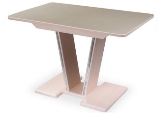 Стол обеденный Румба ПР с камнем