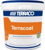 Декоративная Штукатурка Terraco Terracoat BT 25кг с Песчаной Текстурой для Внутренних и Наружных Работ