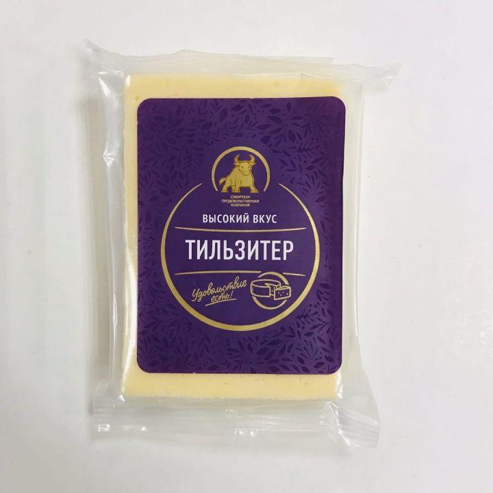 Сыр Тильзитер Высокий вкус 45% 200г СПК