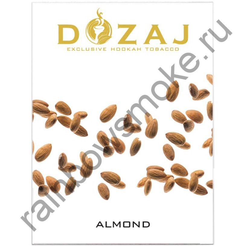 Dozaj 50 гр - Almond (Миндаль)