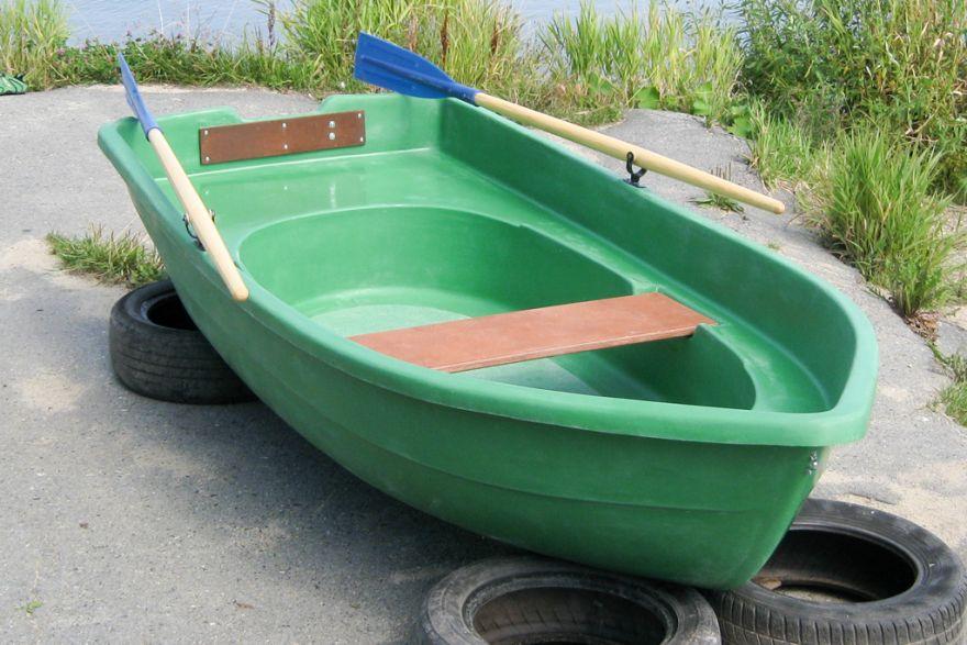 Пластиковая лодка ВИЗА Тортилла-2