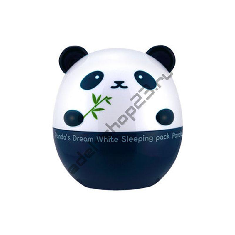 TONY MOLY - Осветляющая ночная маска Panda's Dream White Sleeping Pack