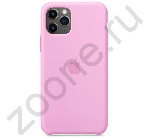 Чехол для iPhone 11 Pro Silicone Case силиконовый Bubble Gum