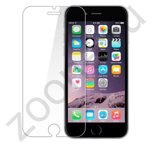 Защитное стекло для iPhone 6/6S Tempered Glass