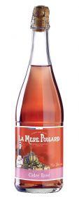 Сидр игристый La Mere Poulard Rose (Ла Мер Пулар розовый) 0.75