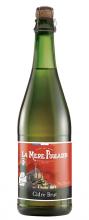 Сидр игристый La Mere Poulard Brut (Ла Мер Пулар сухой) 0.75
