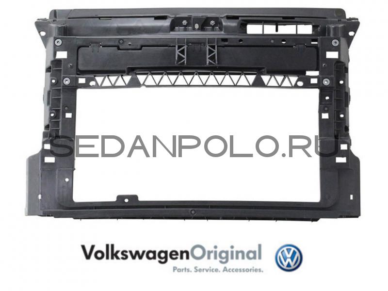 Панель передняя телевизор VAG Volkswagen Polo Sedan