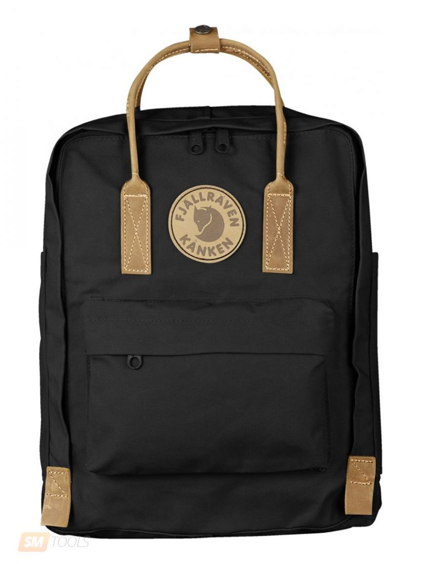 РЮКЗАК FJALLRAVEN KANKEN NO.2 BLACK EDITION (Черный)