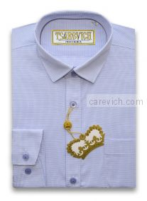 Сорочка детская Tsarevich (6-14 лет) выбор по размерам арт.Rich 155 пестротканая