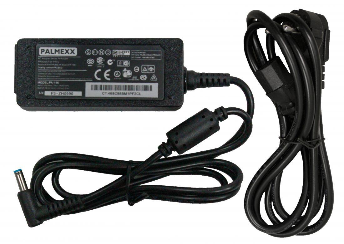 Зарядное устройство PALMEXX для ноутбука HP (19,5V-2,31A; 4.5*3.0)