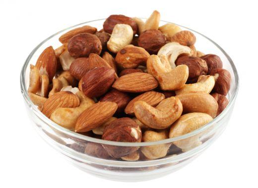 Смесь ореховая жареная
