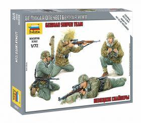 6217 Немецкие снайперы