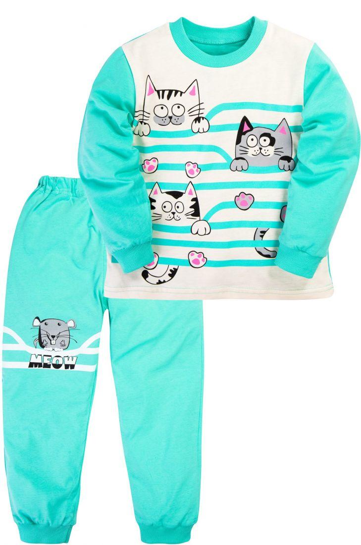 Пижама для девочки Мы тебя видим!