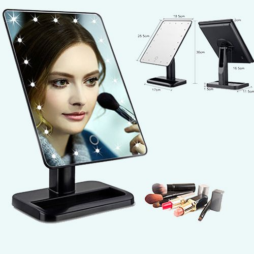 Зеркало Large LED Mirror.