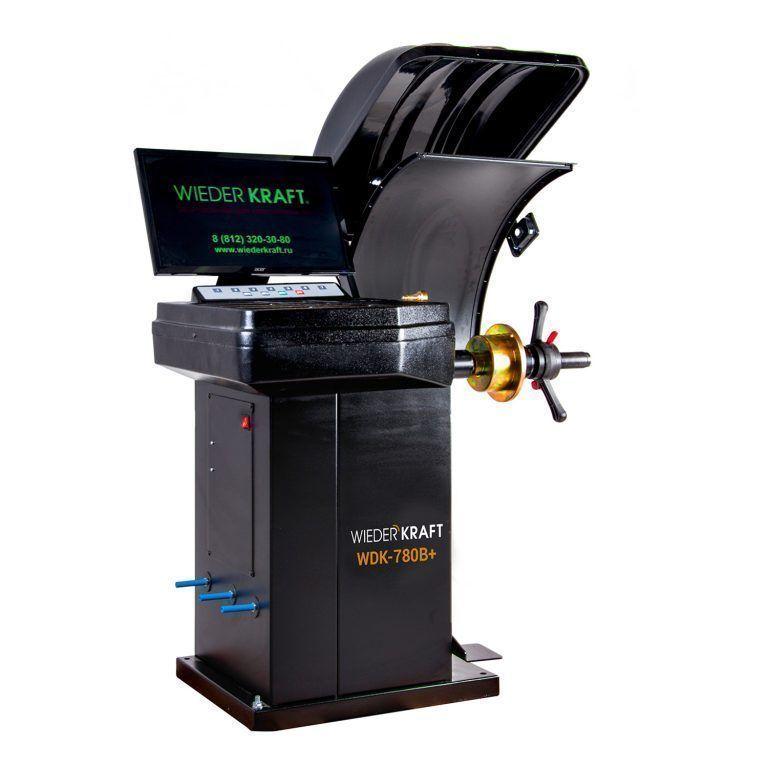 Балансировочный станок WDK-780B+