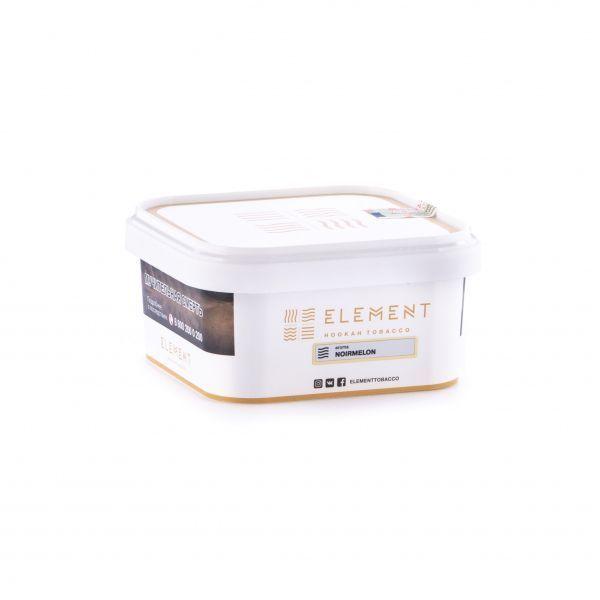 Табак Element Воздух – NoirMelon (Дыня Черника, 200 грамм)