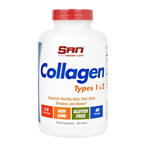 Коллаген 1 и 3-го типа от SAN Nutrition 90 таблеток