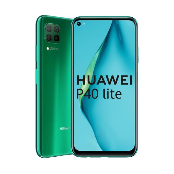 Huawei P40 Lite 6/128 ГБ (ярко-зеленый)