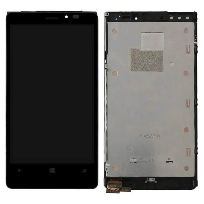 Дисплей в сборе c сенсорным стеклом для Nokia Lumia 920