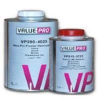 PPG Value Pro MS Прозрачный лак PREMIER, комплект