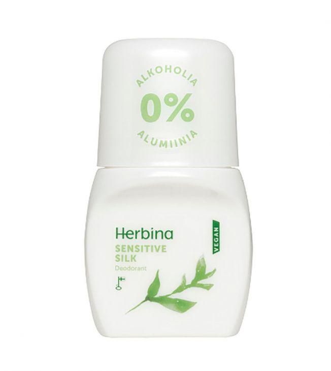 Herbina Дезодорант Silk 50 мл