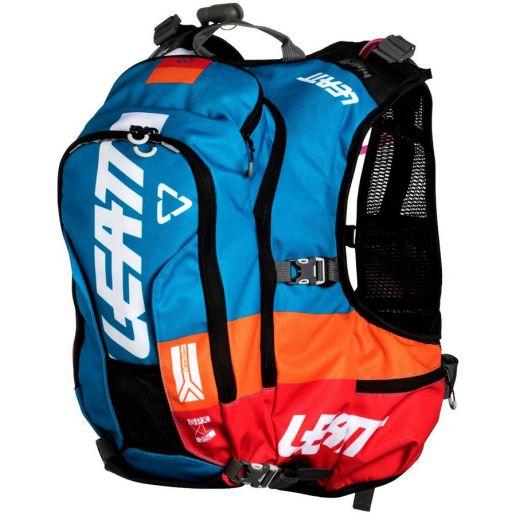 Leatt GPX 2.0 XL Hydration System Blue/White рюкзак с гидратором, сине-белый