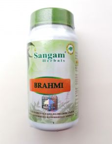Брами вати | Brahmi | 60 таб. | Sangam Herbals