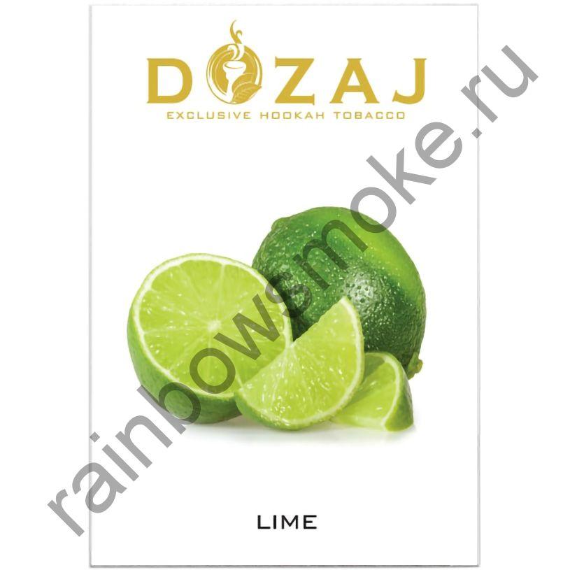 Dozaj 50 гр - Lime (Лайм)