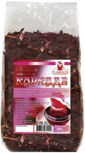 Чайный напиток Каркаде