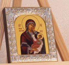 Утоли мои печали икона Божией Матери (9х10,5см)